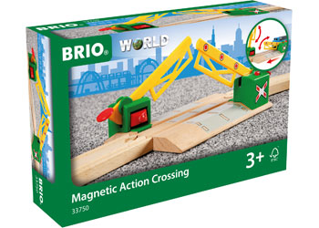 BRIO - Magnetic Action Crossing (33750)