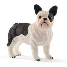 Schleich - French Bulldog - Toot Toot Toys