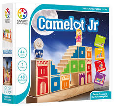 Smart Games - Camelot Jr - Toot Toot Toys