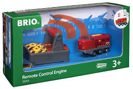 BRIO - Remote Control Engine (33213) - Toot Toot Toys