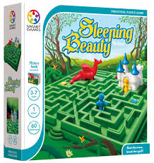 Smart Games - Sleeping Beauty - Toot Toot Toys