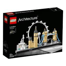 LEGO® Architecture - London (21034) - Toot Toot Toys