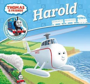 Engine Adventures - Harold - Toot Toot Toys