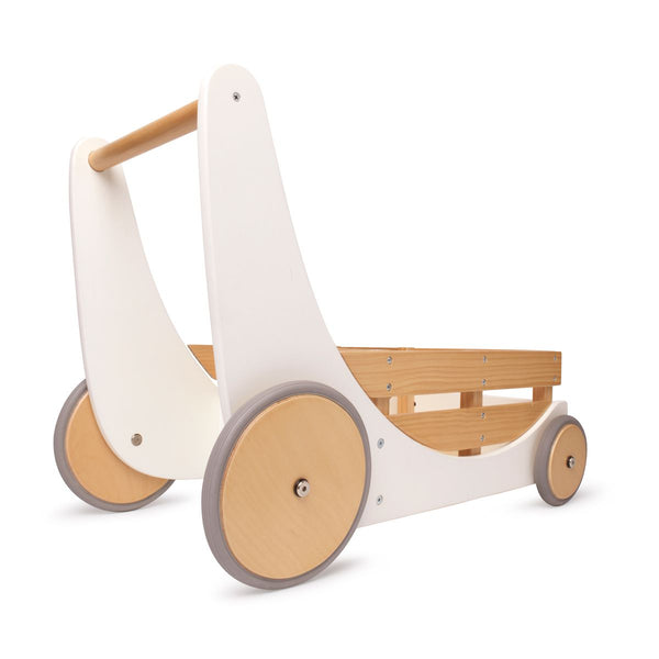 Kinderfeets - Cargo Walker - White