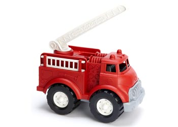 Green Toys - Fire Truck - Toot Toot Toys