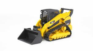 Bruder - 1:16 Caterpillar Compact Track Loader (02136) - Toot Toot Toys