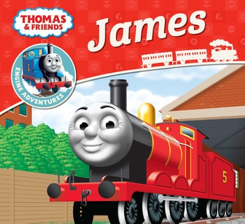 Engine Adventures - James - Toot Toot Toys