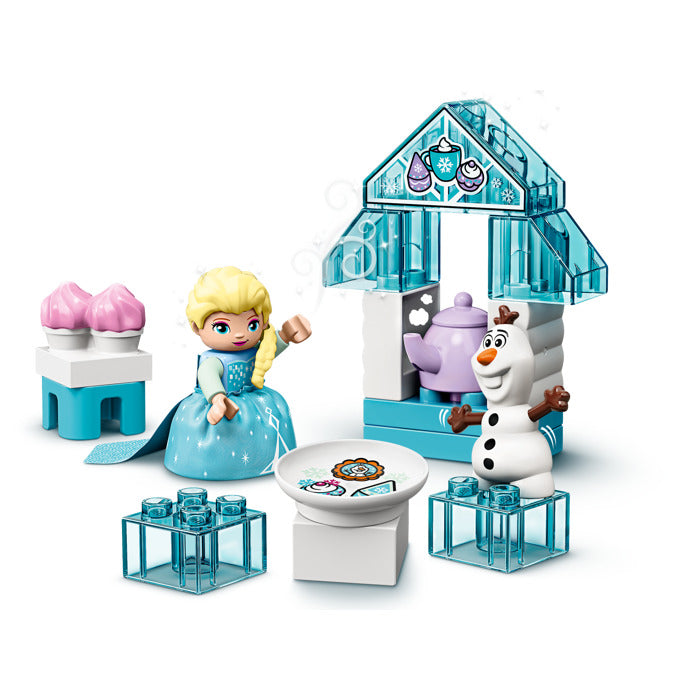 LEGO® DUPLO® - Elsa and Olaf's Tea Party (10920)
