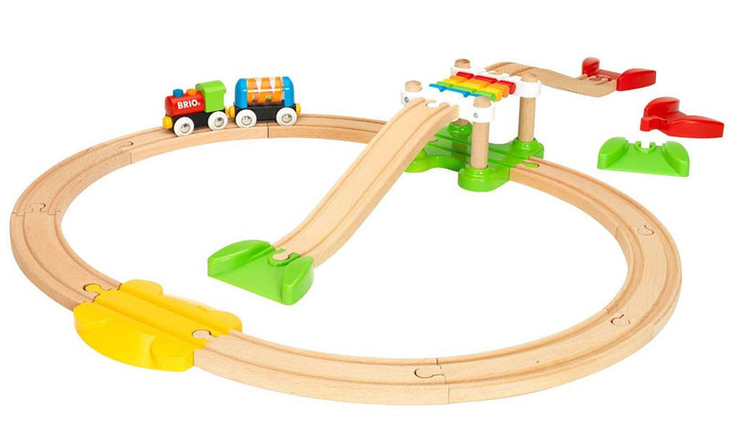 BRIO - My First Railway Beginner Pack (33727) - Toot Toot Toys