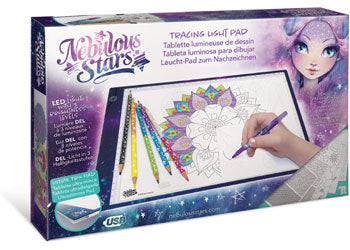 Nebulous Stars - Tracing Light Pad