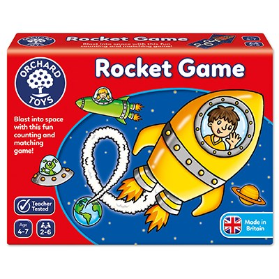 Orchard Toys – Rocket Game - Toot Toot Toys