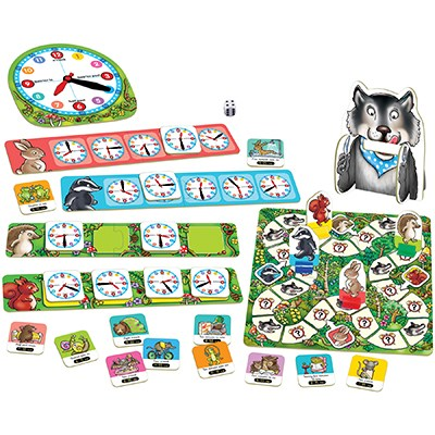Orchard Game - What's the Time Mr Wolf? - Toot Toot Toys
