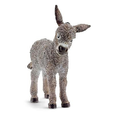 Schleich - Donkey Foal (13746) - Toot Toot Toys