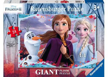 Ravensburger - Frozen 2 Enchanted New World 24 pieces Giant Floor Puzzle
