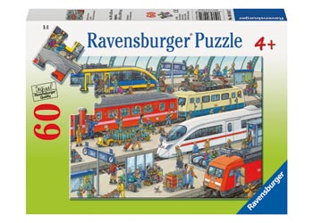 Ravensburger - Railway Station 60 pc
