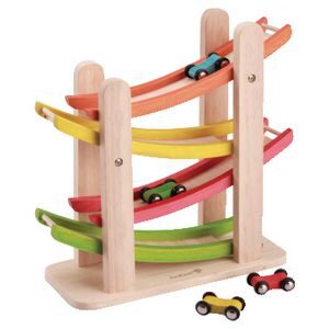 EverEarth Bamboo Ramp Racer - Toot Toot Toys