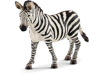 Schleich - Zebra Female (new) - Toot Toot Toys