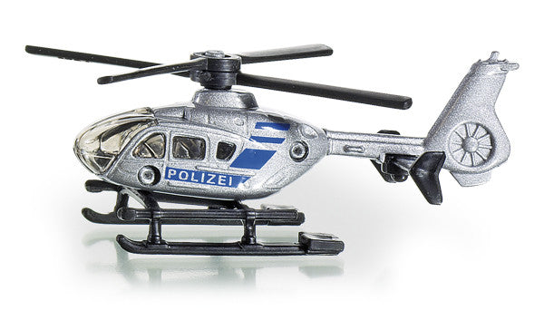 Siku - Police Helicopter - Toot Toot Toys