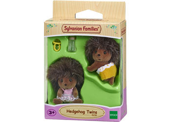 Sylvanian Families - Hedgehog Twins - Toot Toot Toys