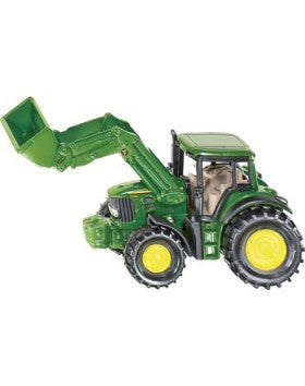 Siku - John Deere With Front Loader (1341) - Toot Toot Toys