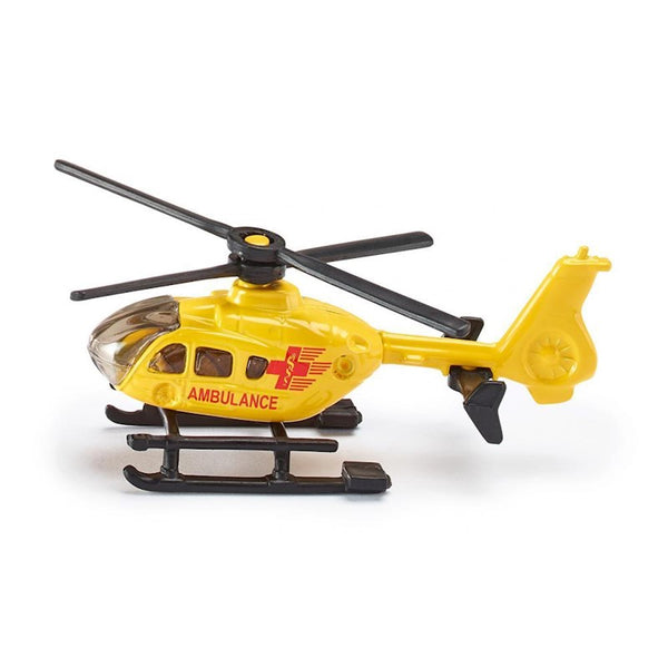 Siku - Helicopter (Ambulance) (0856) - Toot Toot Toys