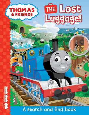 Thomas and Friends - The Lost Luggage!