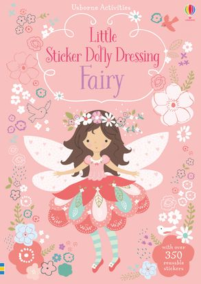 Little Sticker Dolly Dressing - Fairy