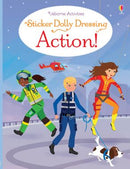 Sticker Dolly Dressing- Action