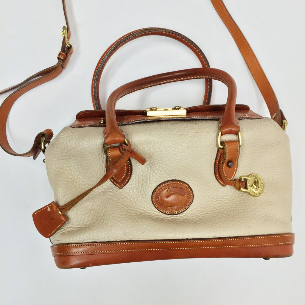 RARE Vintage Dooney & Bourke Doctor Bag
