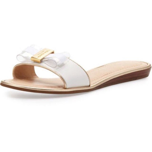 Kate Spade Alicia Bow Sandals (8)