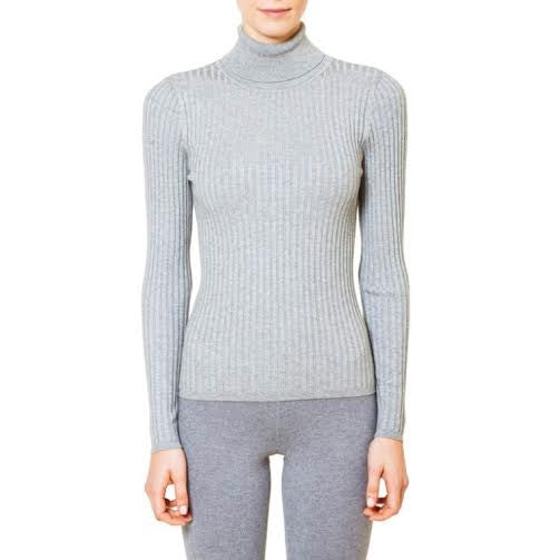 BCBG Maxazria New w/ Tags Ribbed Turtleneck (S)