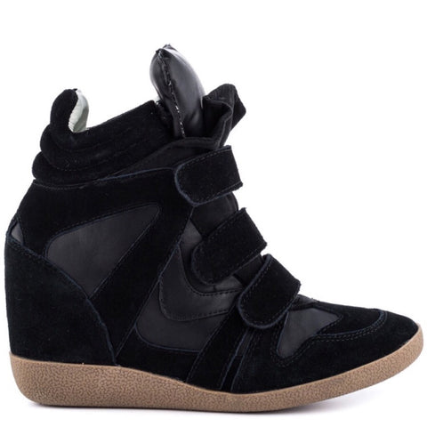 Steve Madden Hilight Wedge Trainers (8)