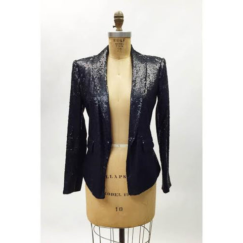 BCBG Maxazria New w/ Tags Sequin Blazer (S)