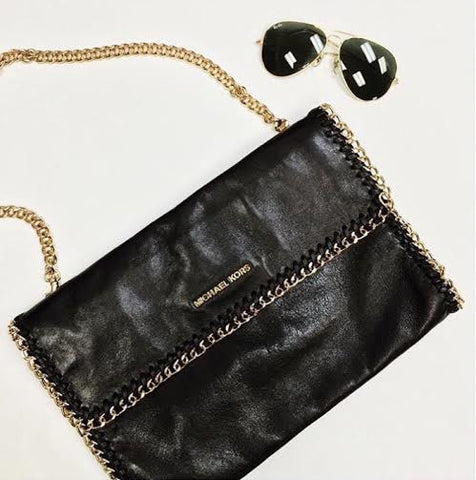 Michael Kors Oversized Clutch