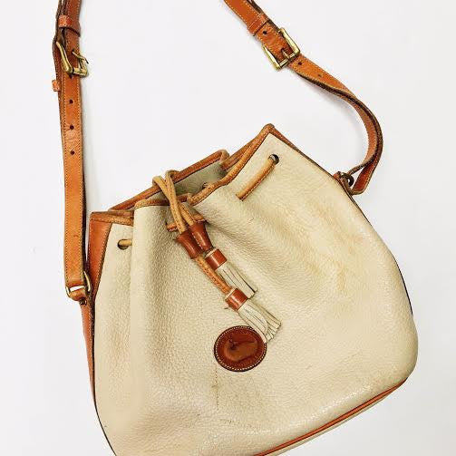 Dooney & Bourke Large Vintage Bucket Bag