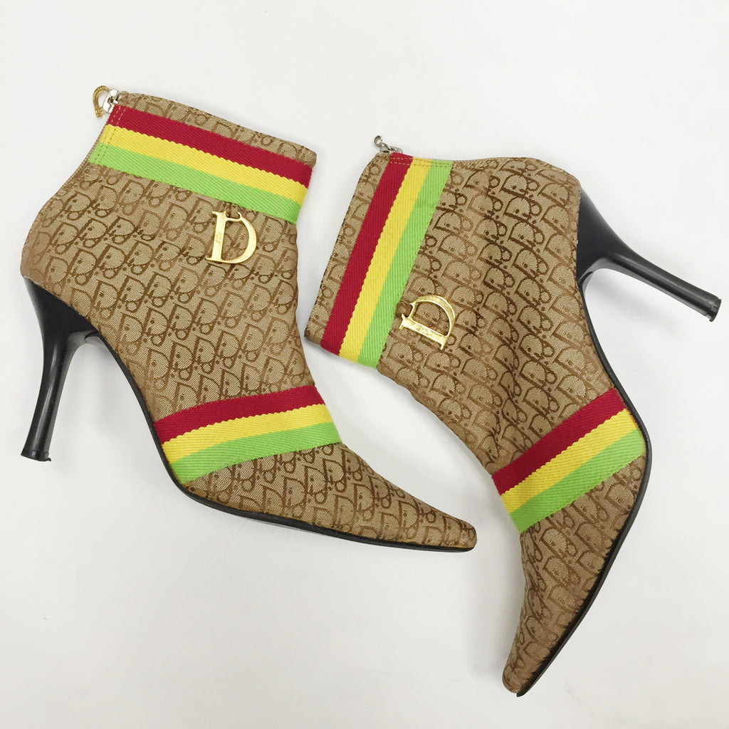 Christian Dior Booties (7)