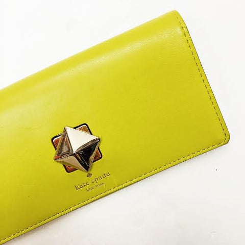 Kate Spade New Bond Street Turnlock Wallet
