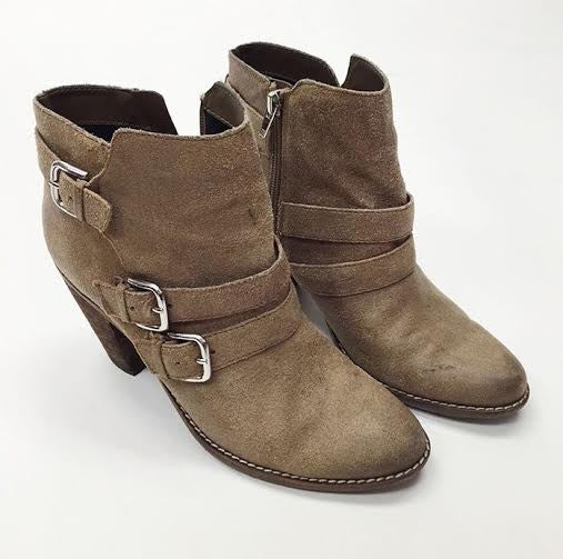 Dolce Vita Camryn Booties (Size 8.5-9)