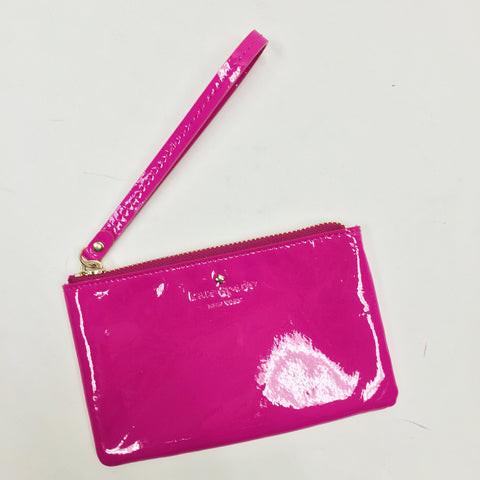 Kate Spade Patent Leather Wristlet