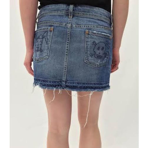 Citizens of Humanity Denim Skirt (29)