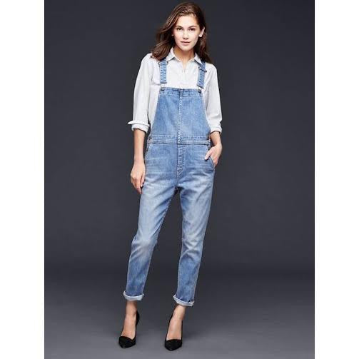 Gap Cross Back Overalls (S)
