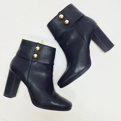 Kate Spade Leather Booties (7.5)