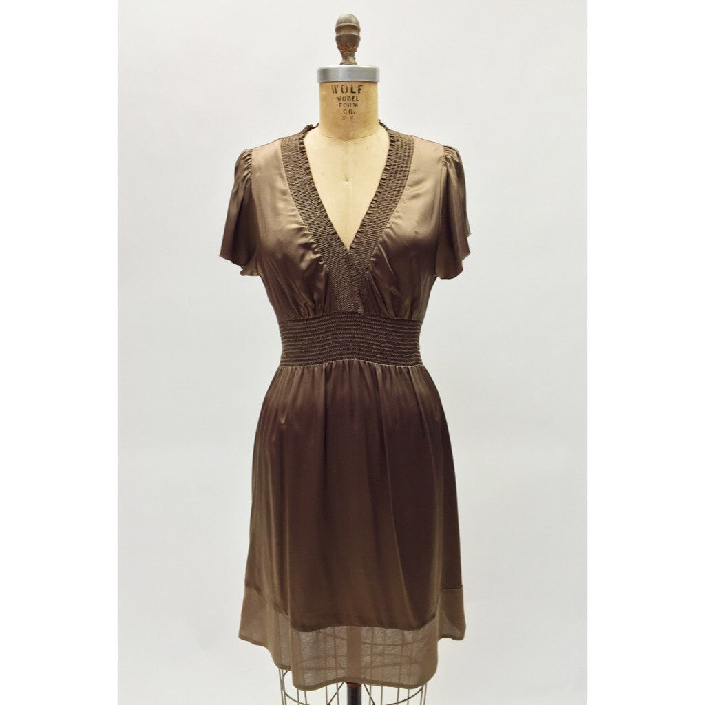 BCBG Brown Dress (M)