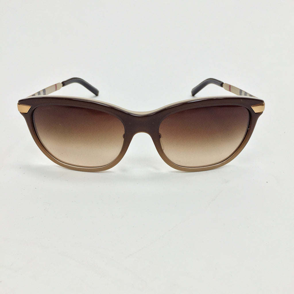 Burberry Ombre Lens Sunglasses