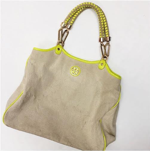 Tory Burch Large Canvas Tote