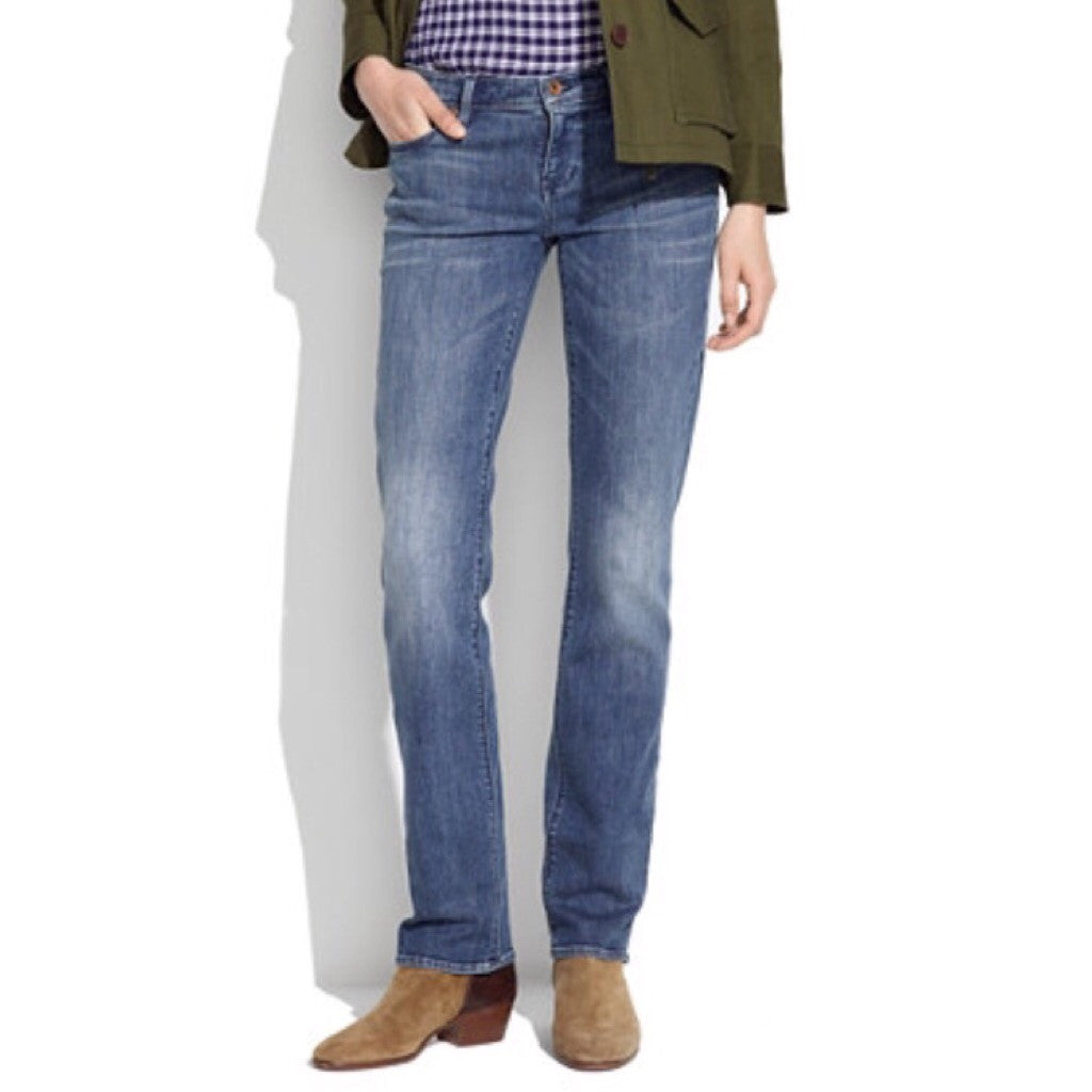 buying now authentic quality usa cheap sale Madewell Rail Straight Jeans (27) – Bethany's Style Aisle, LLC