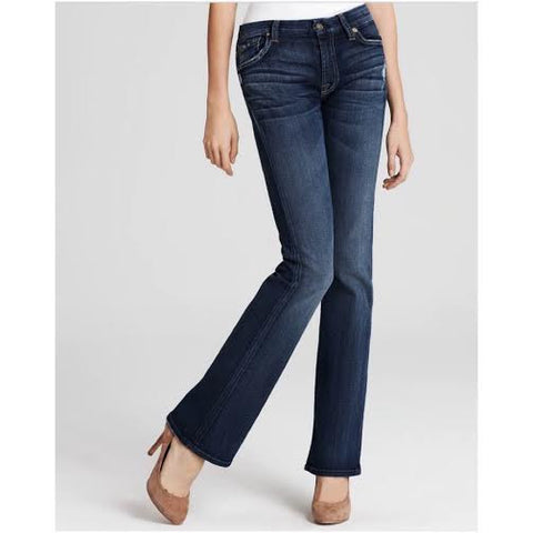 7 For All Mankind Boot Cut Jeans (27)