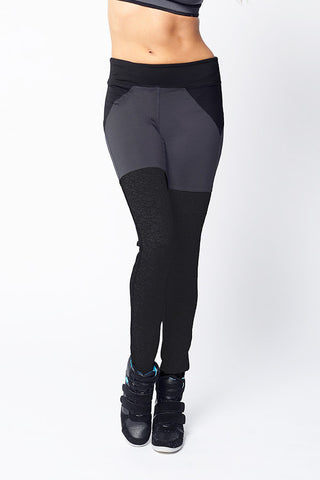 Carbon Legwarmer Pants