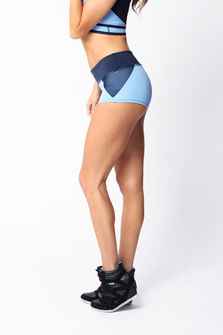 Bluebell Diamond Shorts