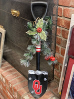 OU Christmas Shovel